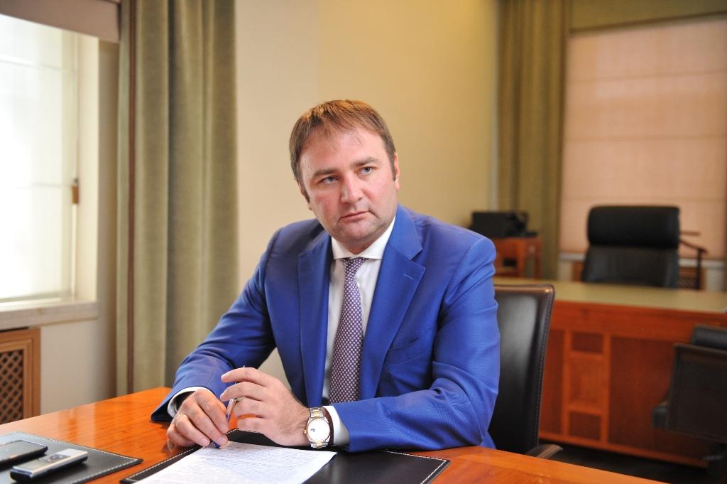 Генеральный директор компании «Эталон-Инвест» Даниил Селедчик